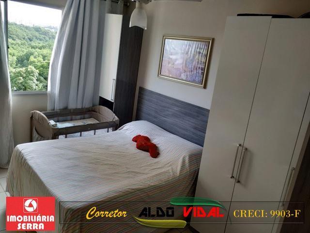 ARV 102. Apartamento Reformado 2 Quartos, Condomínio Club. Laranjeiras, Serra - ES - Foto 19