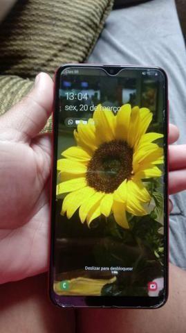 Vendo Celular Samsung A10 Vermelho