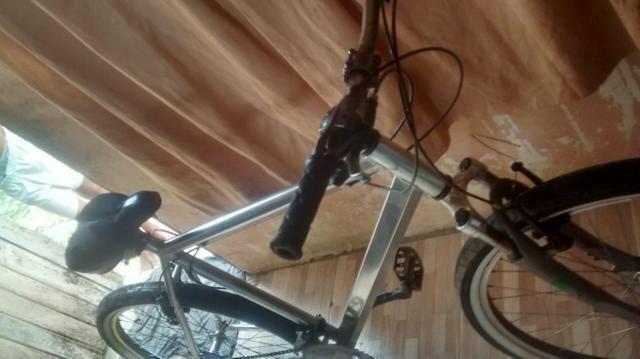 Bicicleta para trocar em celular - Foto 2