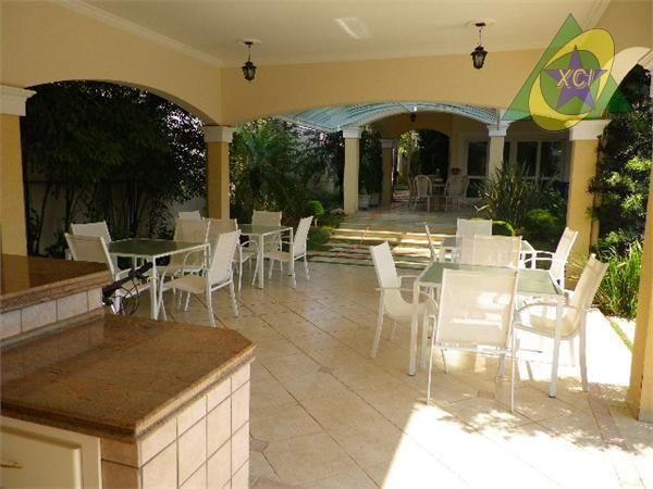 Casa Residencial à venda, Residencial Parque Rio das Pedras, Campinas - CA0465. - Foto 10