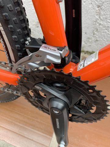 Bike Trek X-Caliber 6 impecável - Foto 4