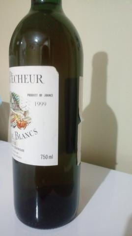 Vinho frances 1999 - Foto 2