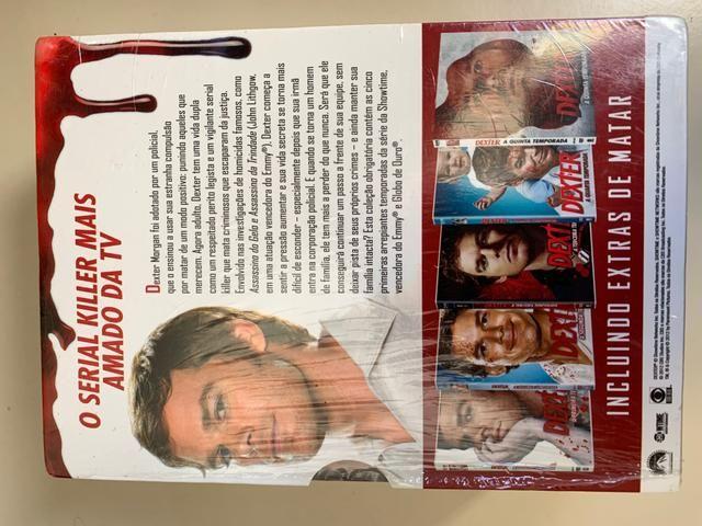 Box DVD Dexter 5 temporadas - Foto 3