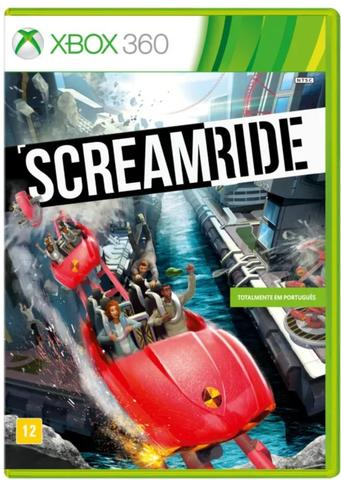 Jogo Scream Ride Xbox360 - Foto 6