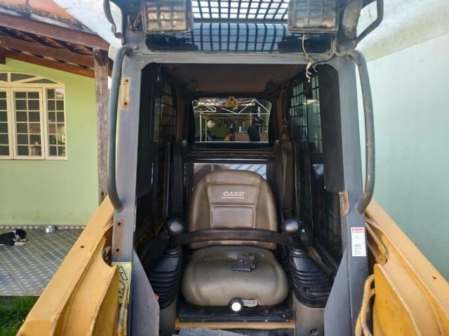 Mini Carregadeira Case 430 - Foto 4