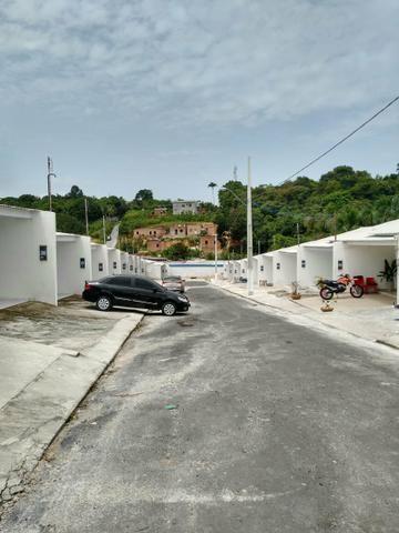 Casas no via norte, aceito carro ou moto como parte do pagamento