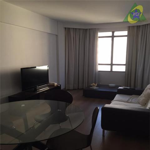 Flat residencial para locação, Centro, Campinas - FL0007. - Foto 16
