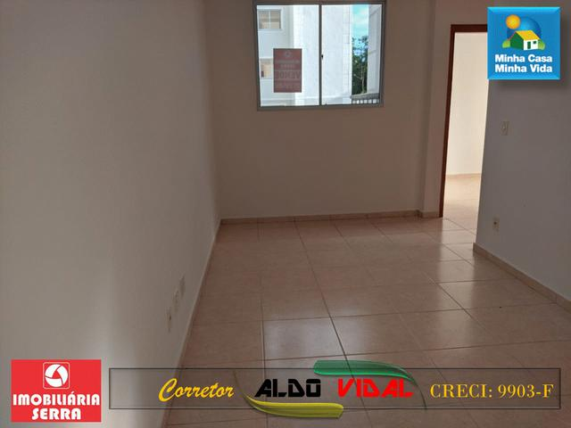 ARV 96 Apartamento Novo 2 Quartos, Condomínio Club. Carapebus, Serra - ES - Foto 4