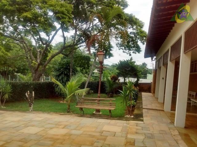 Casa residencial para locação, Jardim Nossa Senhora Auxiliadora, Campinas. - Foto 6