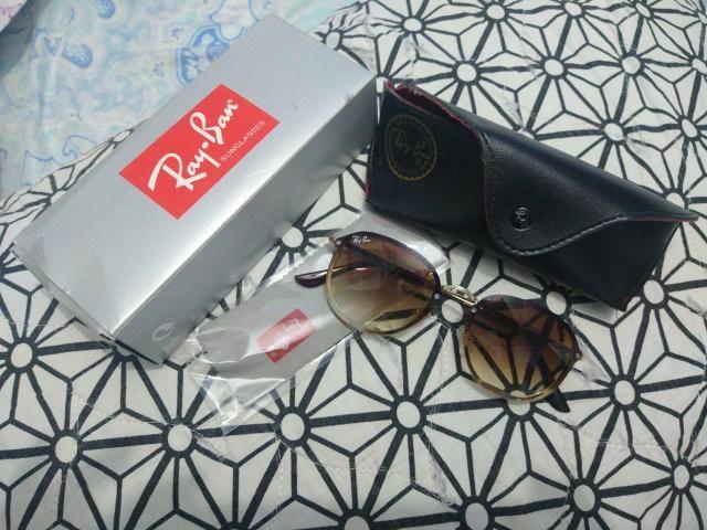 Óculos Ray ban original na caixa - Foto 2