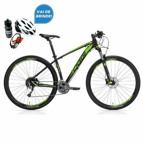 Bicicleta MTB Oggi Big Wheel 7.1 29 Tamanho 17 Super Promoção + Brindes Com Nota Fiscal