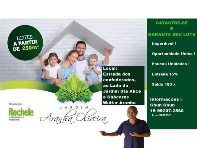 Loteamento Jardim Aranha Oliveira Chun - Foto 11