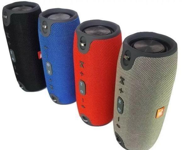 Caixa de som JBL (produto novo-entrega sem custo)