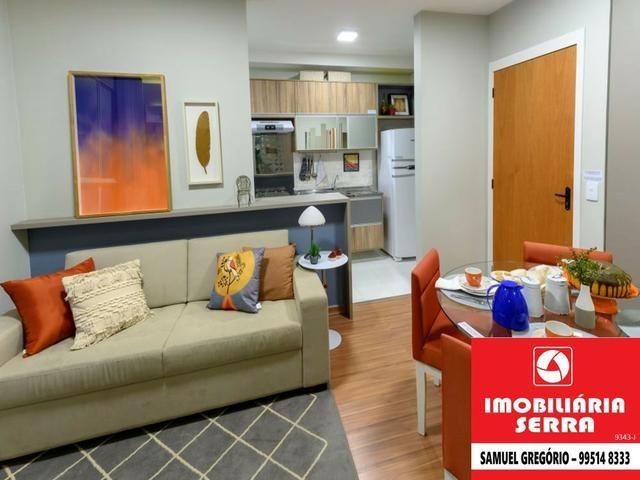 SAM 192 Vista da Reserva - 2 quartos - ITBI+RG grátis - Camará - Foto 3
