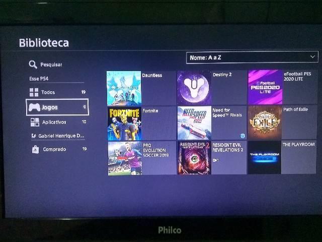 Playstation 4 500gb (ps4 cuh-1214a) - Foto 2