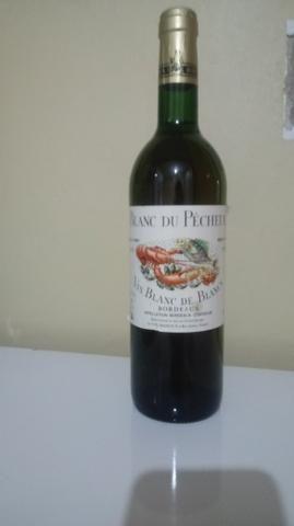 Vinho frances 1999