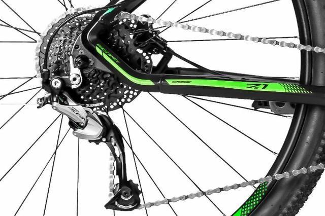Bicicleta MTB Oggi Big Wheel 7.1 29 Tamanho 17 Super Promoção + Brindes Com Nota Fiscal - Foto 4