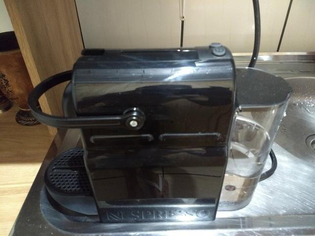 Cafeteira Nespresso com cápsulas aceito cartão até 12x juros por conta do comprador - Foto 2