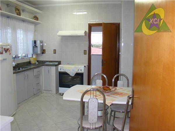 Casa Residencial à venda, Parque São Quirino, Campinas - CA0443. - Foto 13