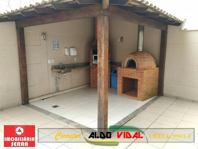 ARV 103. Apartamentos 2 Quartos Com Lazer Completo. Prq. Res. Laranjeiras, Serra-E.S - Foto 17