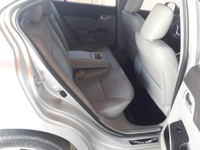 Honda Civic LXR 2.0 2014 - Foto 3