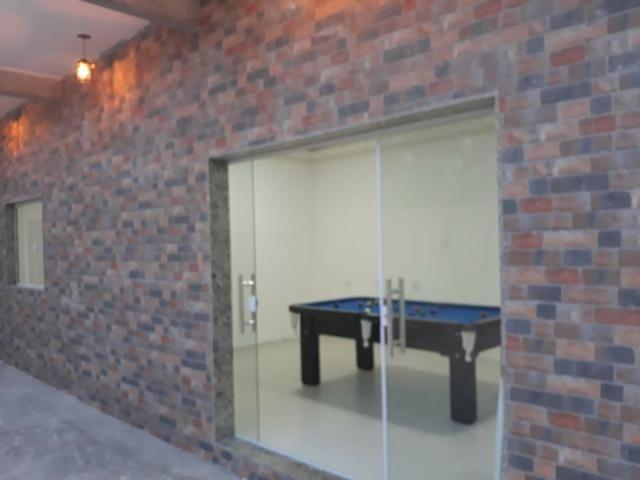 Alugo casa de praia a 500 m da Praia/Piscina /Salão de jogos/Recanto da Sereia - Foto 5