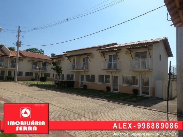 ALX - 106 Casa com Piscina - Troque seu Aluguel por uma casa de 2 Quartos novinha - Foto 17