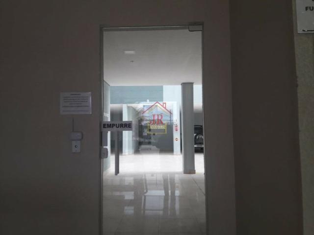 AL@-Apartamento de 02 dormitórios, sendo uma suíte a 550 metros da praia - Foto 13