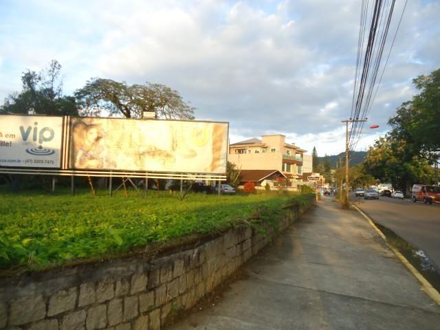 Terreno para alugar com 0 dormitórios em Saguacu, Joinville cod:01400.003 - Foto 3
