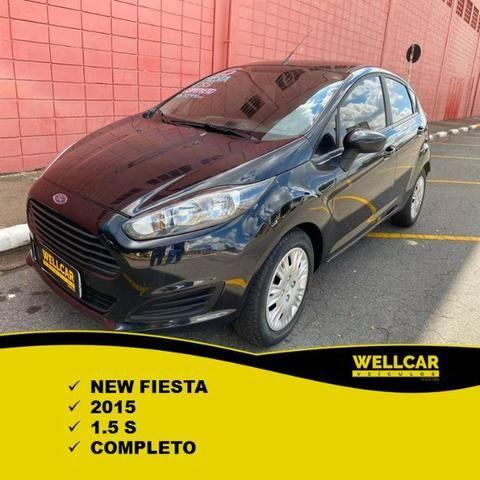 2015 Fiesta 1.5 Completo !!