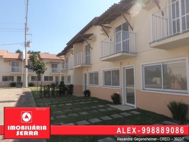 ALX - 106 Casa com Piscina - Troque seu Aluguel por uma casa de 2 Quartos novinha - Foto 13