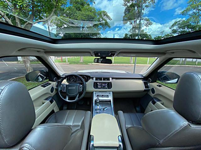 Range Rover Sport HSE   2016   Diesel   SDV6 + nova do Brasil - Foto 15