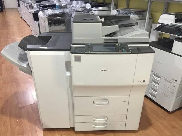 Copiadora ricoh MP6002 A3