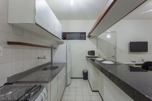 Flat 303, 6º Pavimento, Boa Viagem, Recife, sala & quarto, pertinho do mar, local top - Foto 14