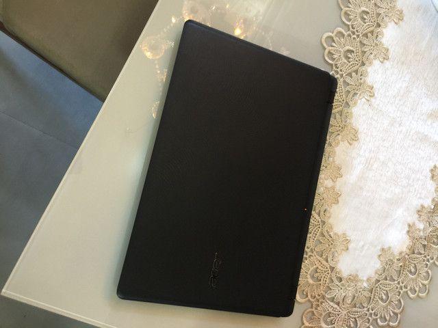 Notebook acer core i3 6 geração, ssd 240, 6 ram topp