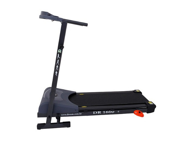 Esteira-eletrica -1600- dream-fitness - Foto 2