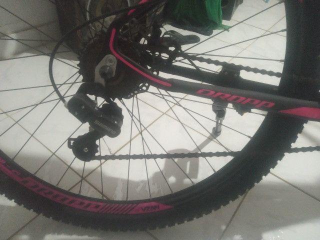Bicicleta aro 29 droop z3 - Foto 3
