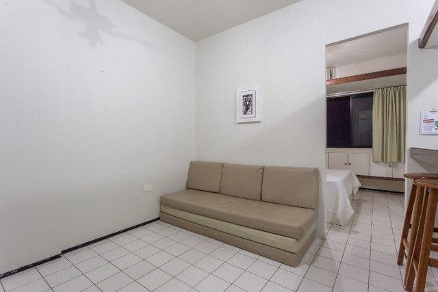 Flat 303, 6º Pavimento, Boa Viagem, Recife, sala & quarto, pertinho do mar, local top - Foto 2