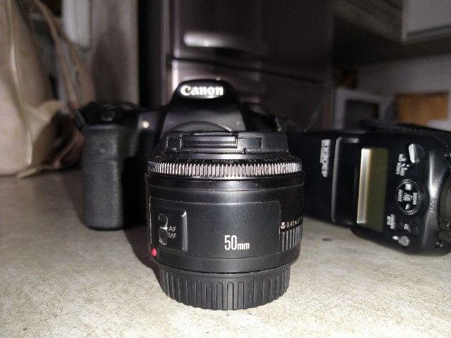 Kit Câmera Canon 60d - Foto 3