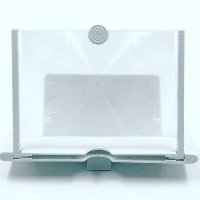 Lente Amplificadora De Tela Para Smartphone Lupa - Foto 6