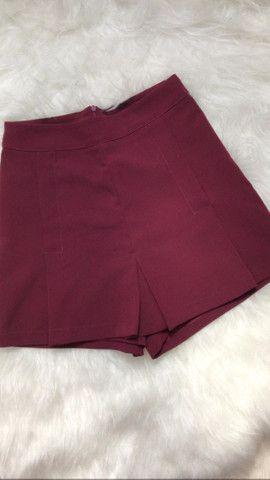 Shorts feminino - Foto 2