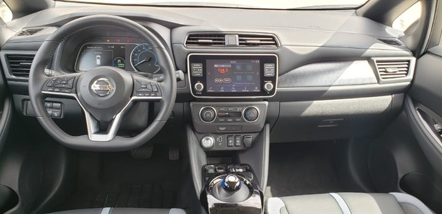Nissan   Leaf  B12P 40 Eletrico  2020 - Foto 11