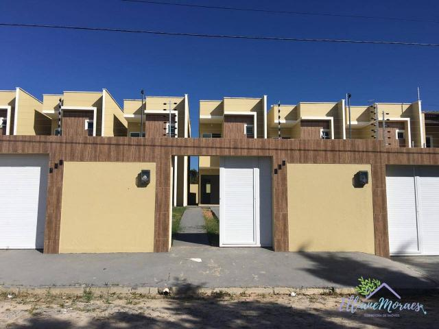 Casa à venda, 90 m² por R$ 260.000,00 - Urucunema - Eusébio/CE