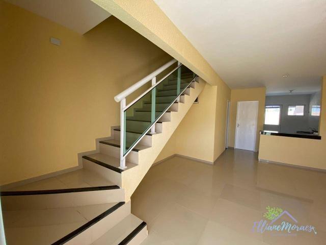 Casa à venda, 120 m² por R$ 280.000,00 - Lagoinha - Eusébio/CE - Foto 4