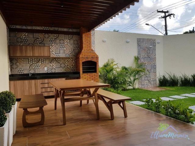 Casa à venda, 137 m² por R$ 480.000,00 - Amador - Eusébio/CE - Foto 15