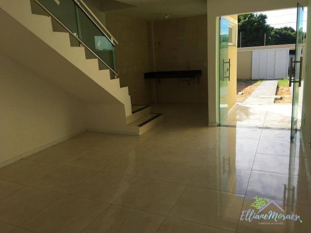 Casa à venda, 90 m² por R$ 260.000,00 - Urucunema - Eusébio/CE - Foto 8