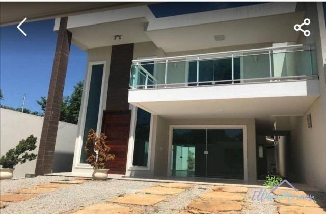 Casa à venda, 223 m² por R$ 470.000,00 - Precabura - Eusébio/CE