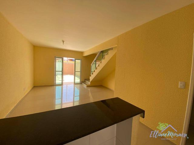 Casa à venda, 120 m² por R$ 280.000,00 - Lagoinha - Eusébio/CE - Foto 10