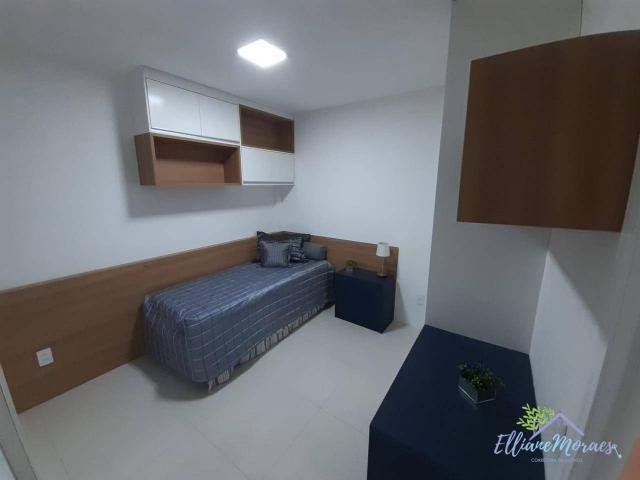 Apartamento à venda, 73 m² por R$ 288.115,00 - Centro - Eusébio/CE - Foto 8