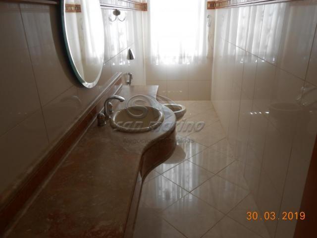 Casa à venda com 4 dormitórios em Nova jaboticabal, Jaboticabal cod:V4055 - Foto 18